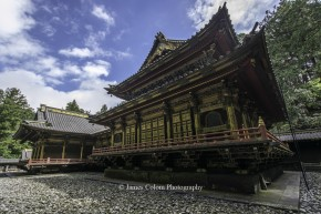 Tosho-hu Shrine for the 3rd Shogun, Nikko