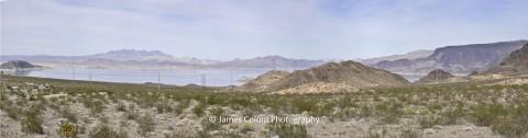 Las Vegas Bay off the Colorado River, Nevada, USA